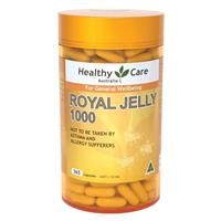 Viên Ong Chúa Healthy Care Royal Jelly 1000 365 viên